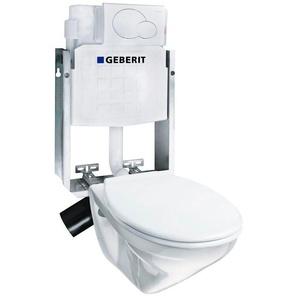 Villeroy & Boch Komplett-Set: Wand WC »Omnia Pro«, inkl. Geberit Vorwandelement