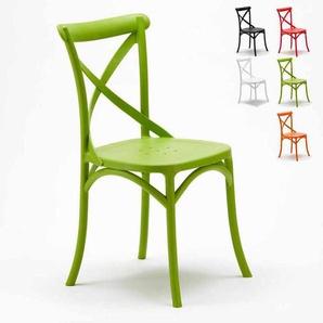 Stühle Küchenstuhl Esstischstuhl Esszimmerstuhl VINTAGE | Grün - AHD AMAZING HOME DESIGN