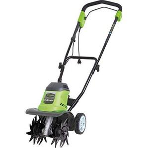 Greenworks Bodenhacke 950 W Elektro Gartenhacke Motorhacke Gartenfräse
