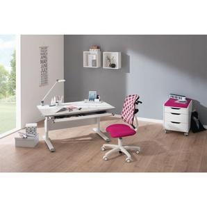Schreibtisch Kreideweiß