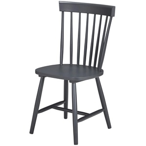 Stuhl  Germain ¦ grau ¦ Maße (cm): B: 49,5 H: 87,5 T: 49,5 Stühle  Holzstühle » Höffner