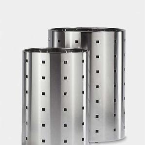 Zack Papierkorb Quadro, Designer Zack Design, 32 cm