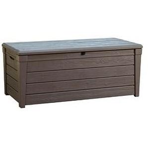 tepro Brightwood Auflagenbox 455,0 l braun 145,0 x 69,7 x 60,3 cm