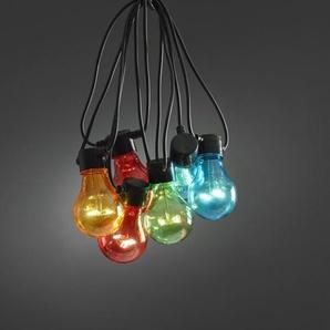 Glühbirnen-Lichterkette 20-flammig Mucklen