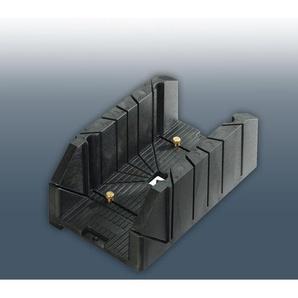Gehrungslade Orac Decor Zubehör FB13 mit vielen Winkeln max Verarbeitungsgröße: H12,5 cm x B15,5 cm | robustes Hart PVC