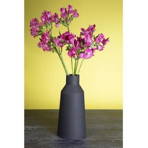 Vase Downtown schwarz 42cm