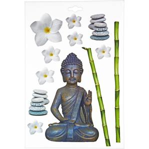 KleineWolke Dekoaufkleber Buddha