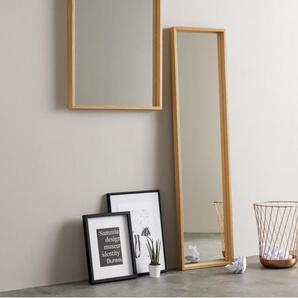 Wilson Wandspiegel (30 x 120 cm), Eiche