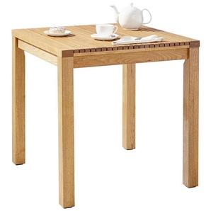 Jan Kurtz: Tisch, Robinie, Robinien, B/H/T 75 75 75