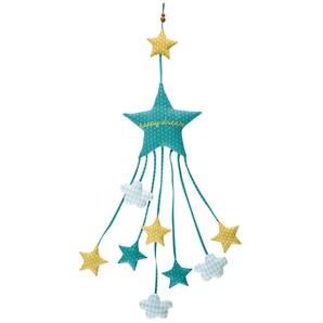 Baumwoll-Sternengirlande mit Druckmotiv H.116 DREAM