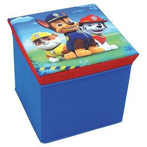 Fun House 712538pat Patrouille Hocker Aufbewahrungsbox Polyester blau 31x 31x 29cm