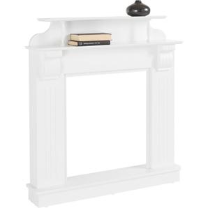 Home affaire Kaminumbau, weiß, Landhaus-Stil, , , FSC®-zertifiziert