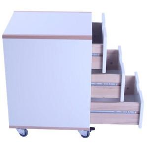 Rollcontainer Aubrie mit 3 Schubladen