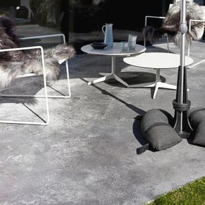 Baser Sonnenschirmständer, Anthrazit, Kunststoff