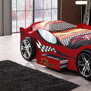 Kinderbett auto bmw  Autobetten für kleine Rennfahrer bei Moebel24