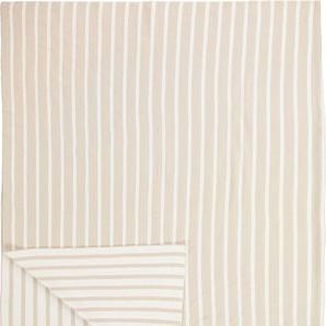 Marc O'polo Home Plaid »Arre«, 130x170 cm, braun