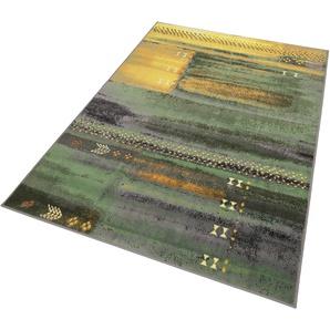 Oriental Weavers Teppich »Tuana«, 57x90 cm, 8 mm Gesamthöhe, grün