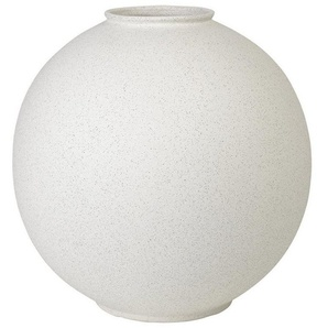 BLOMUS Dekovase »Rudea Blumen Keramik Lily White 17.5 cm 65727«