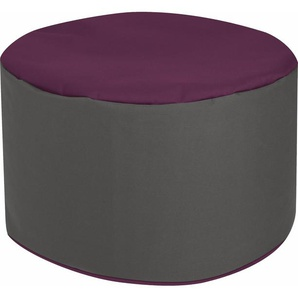 Magma Heimtex Sitzhocker »DotCom Bebop SCUBA«, zweifarbig