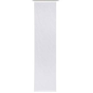 GÖZZE Schiebevorhang TORRANCE LEGERE 60 x 245 cm in Weiß
