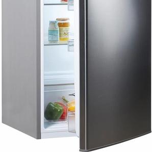 Kühlschrank HKS 8555A2W, silber, Energieeffizienzklasse: A++, Hanseatic
