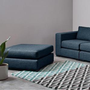 Mortimer modulares Sofa, Hafenblau