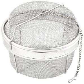 Draht Masche Tee-Ei Kugel Gewürz Kraut Tee Sieb Filter 13 cm Durchmesser de