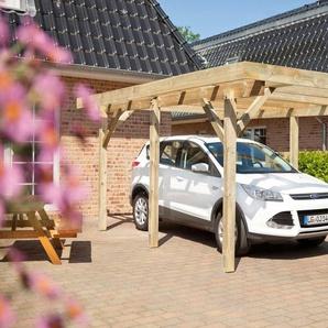 Kiehn-Holz Einzelcarport »KH 100«, BxT: 340x510 cm