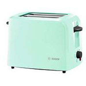 BOSCH TAT3A012 Kompakt Toaster grün