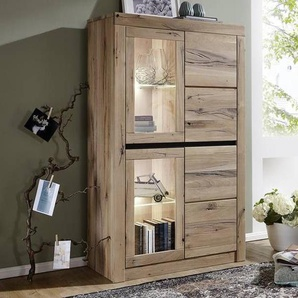 vitrinen aus holz preise qualit t vergleichen m bel 24. Black Bedroom Furniture Sets. Home Design Ideas