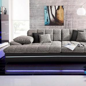 Nova Via Big Sofa, schwarz, A, FSC®-zertifiziert