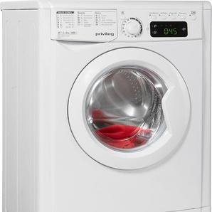 Waschmaschine PWF M 643, Fassungsvermögen: 6 kg, weiß, Energieeffizienzklasse: A+++, Privileg