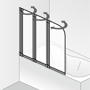 HSK Badewannenaufsatz Favorit 125 cm
