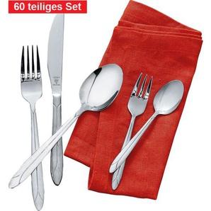 JUSTINUS Besteck Set 60 teilig CLASSIC Edelstahl 18/10