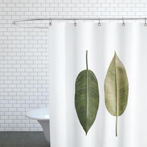 Leaf Study 5 - Duschvorhang
