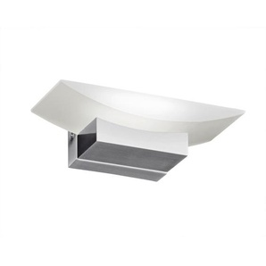 FISCHER & HONSEL LED Wandlampe BOWL Acrylglas Weiß