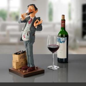 Forchino Figur Sommelier Weintester, 44 cm H
