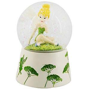 Smart Art Disney Princess Musical Glitter Globus Sammlerstück Figur (Tinkerbell)