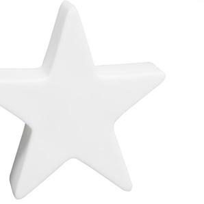 RESTPOSTEN: 8-Seasons Shining Star 60cm Outdoor Dekoleuchte, inkl. LED-RGB Modul und Fernbedienung