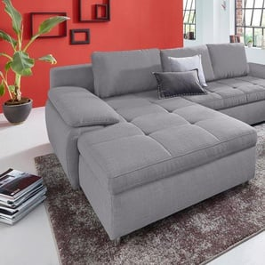 Sit&more Eck-Sofa »Labene«, B/H/T: 270x42x53cm, hoher Sitzkomfort