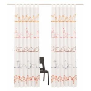Vorhang »Lilly«, my home, Schlaufen (2 Stück)