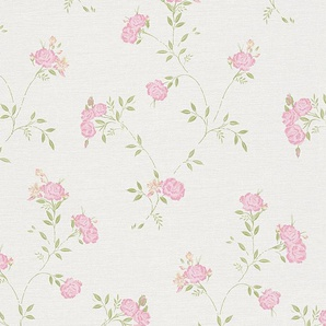 Vliestapete »Liberté Landhaus«, gemustert, floral, FSC®