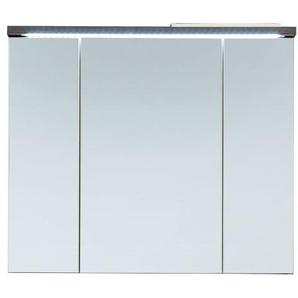 Spiegelschrank Betonoptik Nachbildung ca. 80 x 69 x 20 cm