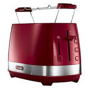 DeLonghi Active Line CTLA 2103.R Toaster rot