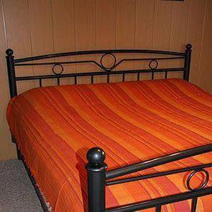 Orange Tagesdecke Bettüberwurf Bollywood TA0201