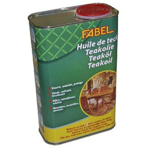 Fabel Teaköl 1000ml Inhalt 1000ml