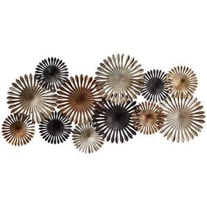 wanddekoration aus metall preisvergleich moebel 24. Black Bedroom Furniture Sets. Home Design Ideas