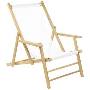 Jan Kurtz - Deckchair - schwarz - ohne Fußteil - outdoor