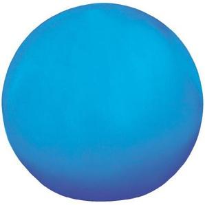 Lunartec LED Kugel: Dimmbare LED-Effektkugel mit Fernbedienung (LED Farbwechsel Lampe rund)