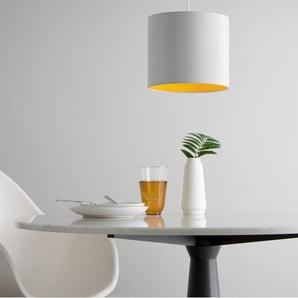 May Lampenschirm (26 cm), Senfgelb und Grau